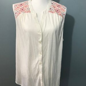 French Laundry Women's Top Size 3X Hi Low
